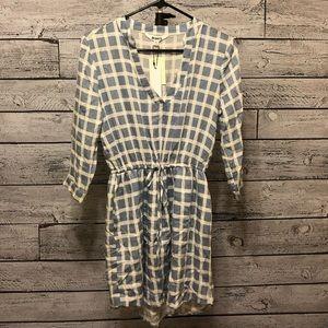 BB Dakota Plaid Dress